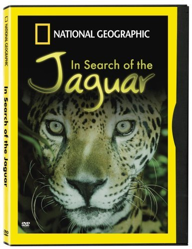 In Search Of The Jaguar National Geographic Clr Nr