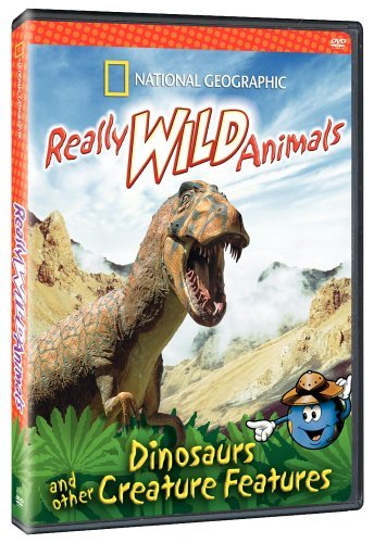 Dinosaurs & Other Creature National Geographic Chnr