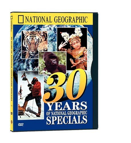 30 Years Of National Geographi National Geographic Nr