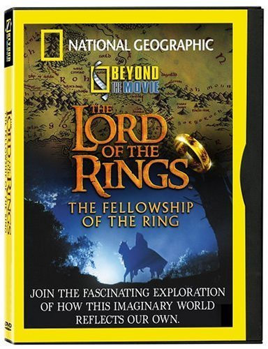 Beyond The Movie Lord Of The R National Geographic Clr Nr