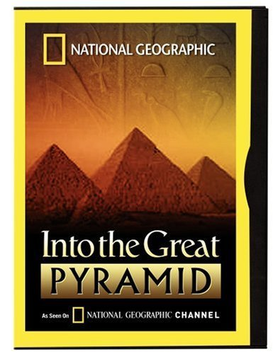 Into The Great Pyramid National Geographic Nr