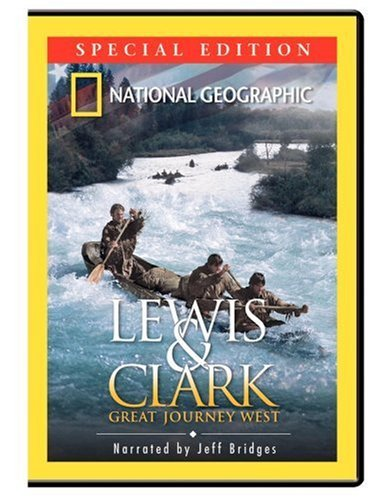 Lewis & Clark Great Journey We National Geographic Nr