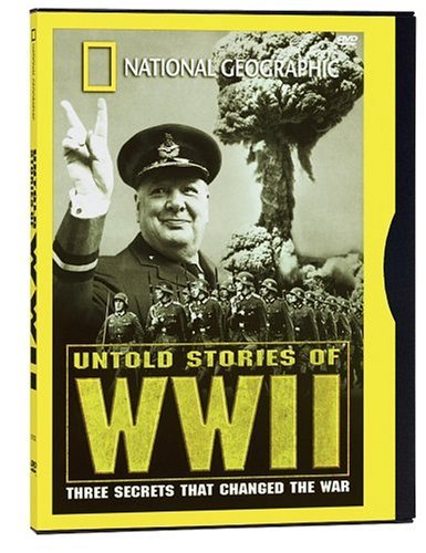 Untold Stories Of Wwii Three S National Geographic Nr