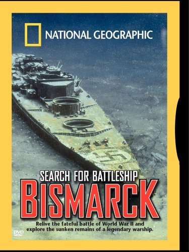 Search For The Battleship Bismarck National Geographic Clr Nr