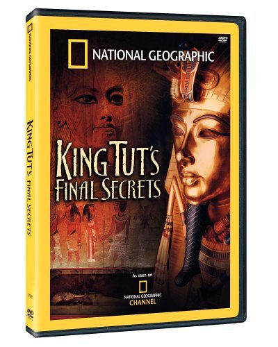 King Tut's Final Secrets National Geographic Nr