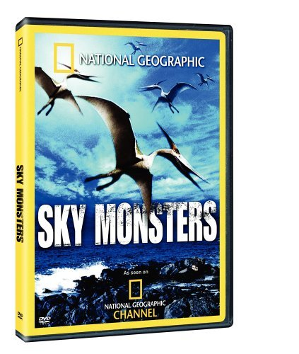 Sky Monsters National Geographic Nr