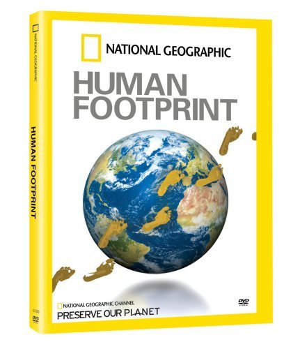 Human Footprint National Geographic Nr