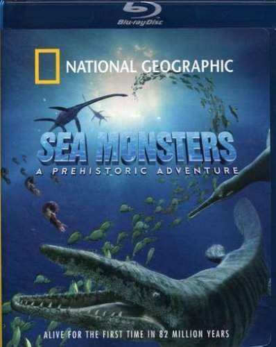 Sea Monsters National Geographic G