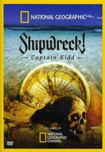 Shipwreck Captain Kidd National Geographic Ws Nr