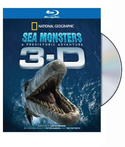 Sea Monsters 3d National Geographic Nr
