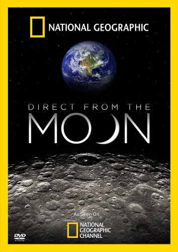 Direct From The Moon National Geographic Nr