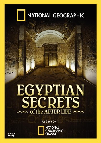 Egyptian Secrets Of The Afterl National Geographic Nr