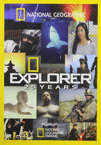 Explorer 25 Years National Geographic Nr