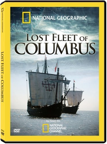 Lost Ships Of Columbus National Geographic Nr