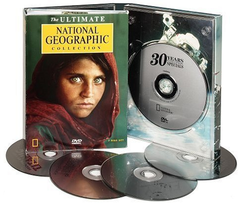 Ultimate DVD Collection National Geographic Clr Nr 7 DVD