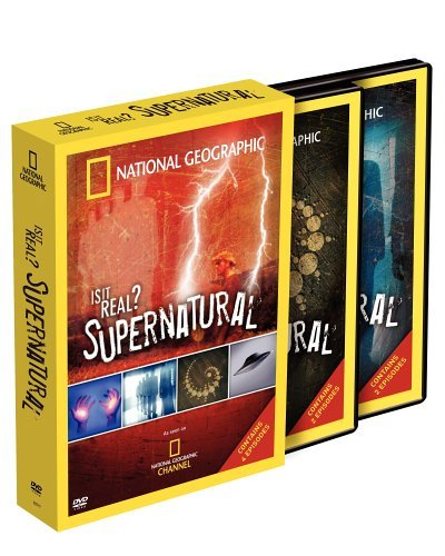 Is It Real? Supernatural National Geographic Nr 2 DVD