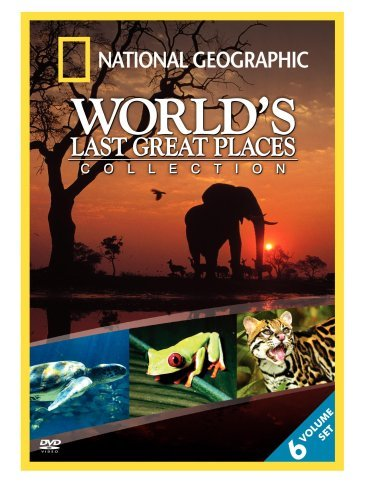 World's Last Great Places Coll National Geographic Nr 6 DVD