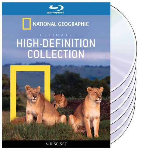 Ultimate High Definition Colle National Geographic Nr 6 Br