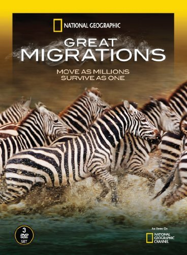 Great Migrations National Geographic Nr