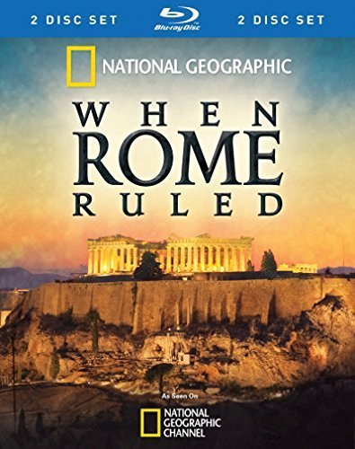 When Rome Ruled National Geographic Nr 2 Br