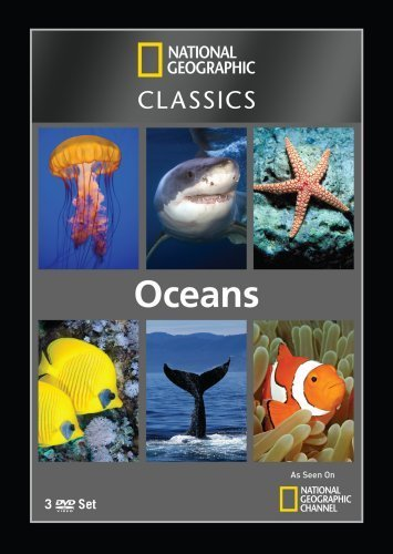 Oceans National Geographic Nr 3 DVD