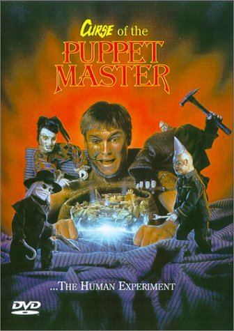 Curse Of The Puppet Master The Peck Harrison Green Guerin Sol Clr R
