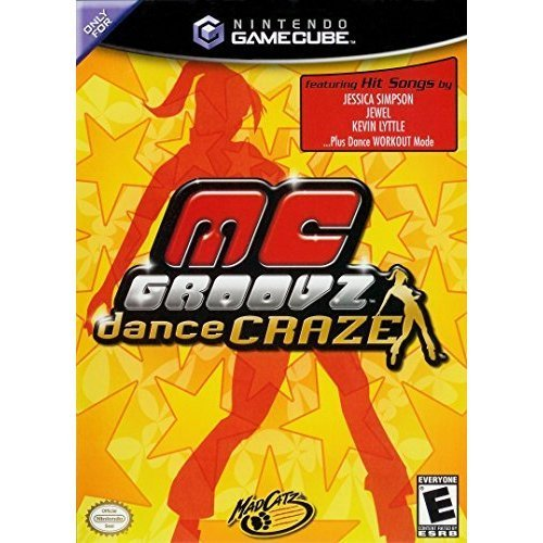 Cube Mc Groovz Dance Craze