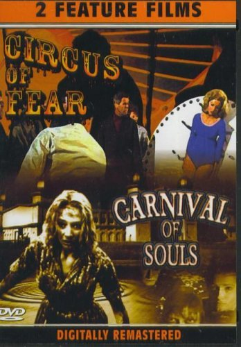Circus Of Fear Carnival Of Souls Double Feature