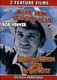 Rescue From Gilligan's Island & Wackiest Wagon Tra Bob Denver Double Feature