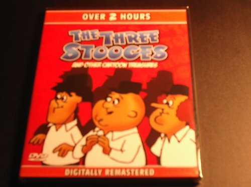 Three Stooges And Other Cartoon Treasures Three Stooges And Other Cartoon Treasures