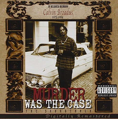 Various Artists Murder Was The Case Explicit Version Remastered