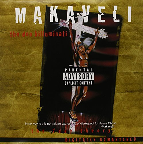 Makaveli 7 Day Theory Explicit Version Remastered