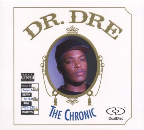 Dr. Dre Chronic Explicit Version Dualdisc