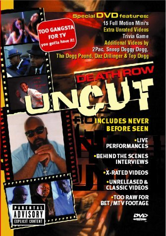 Death Row Uncut Death Row Uncut Clr Nr