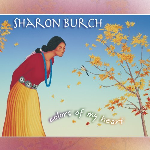 Sharon Burch Colors Of My Heart