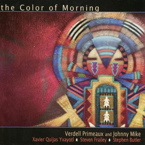 Primeaux Yxayoti Color Of Morning