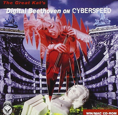 Great Kat Digital Beethovenon Cyberspeed CD Rom