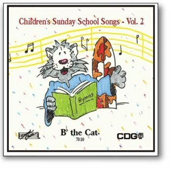 B Flat The Cat Vol. 2 Sunday Scool Songs Karaoke B Flat The Cat