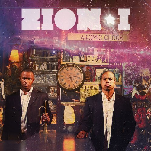 Zion I Atomic Clock 2 Lp