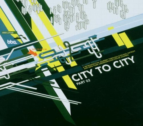 Dj Deep City Ii City Part 02 2 CD