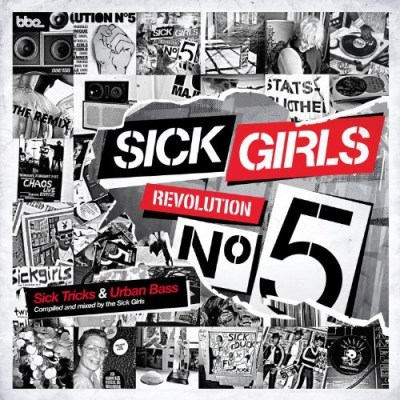 Sick Girls Revolution No 5 Sic Sick Girls Revolution No 5. Si Import Gbr 2 CD
