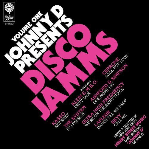 Johnny D Presents Disco Jamms Vol. 1 Johnny D Presents Disco 2 CD