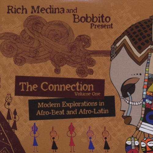 Rich Bobbito Medina Vol. 1 Connection