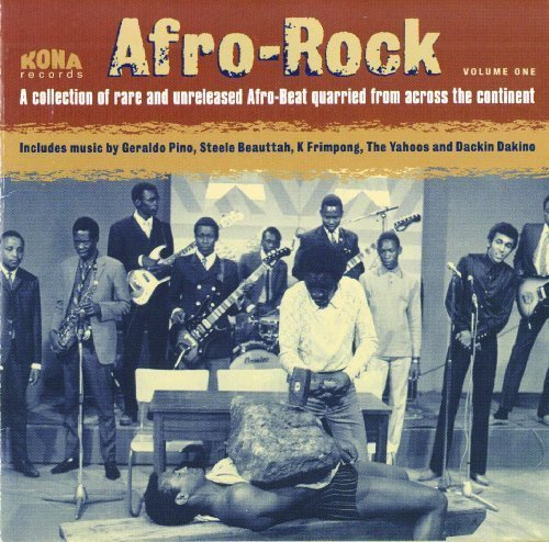 Afro Rock Vol. 1 Afro Rock