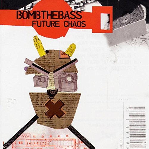 Bomb The Bass Future Chaos 2 CD