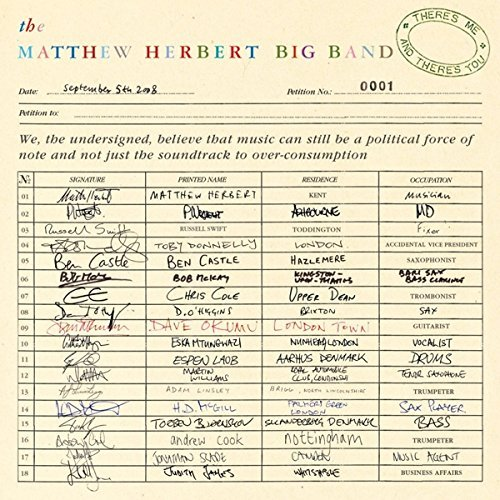 Matthew Big Band Herbert There's Me & There's You