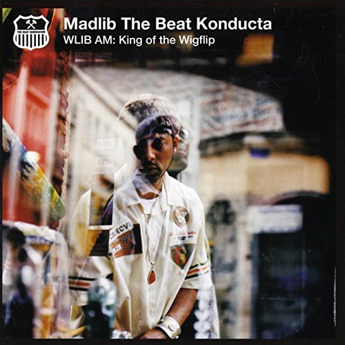 Madlib Wlib Am King Of The Wigflip