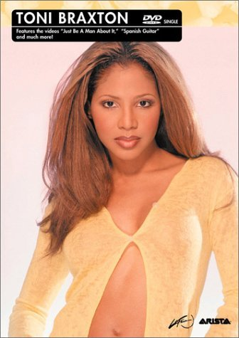 Toni Braxton Just Be A Man About It B W Spanish Guitar
