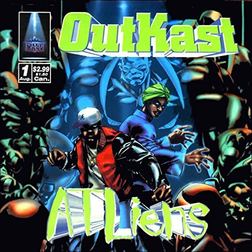 Outkast Atliens Explicit Version