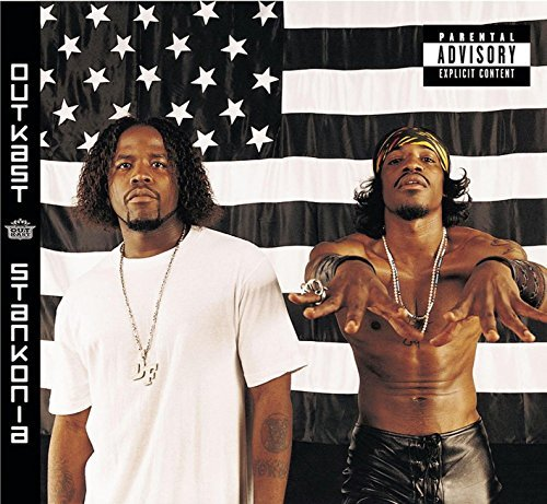 Outkast Stankonia Explicit Version 2 Lp Set